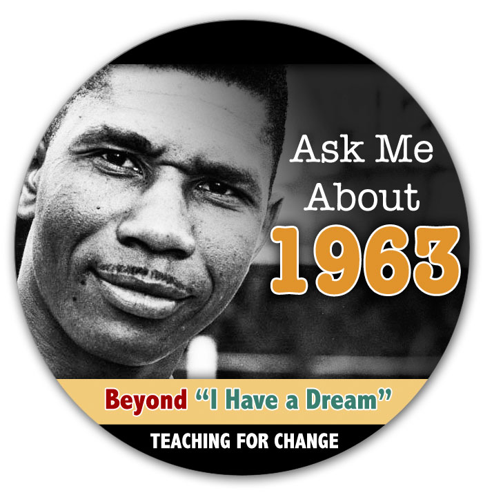 Learn about more 50 year anniversaries of the Civil Rights Movement.