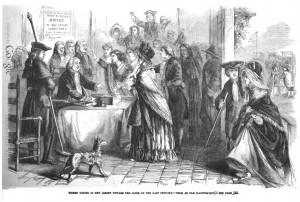 women vote 1877